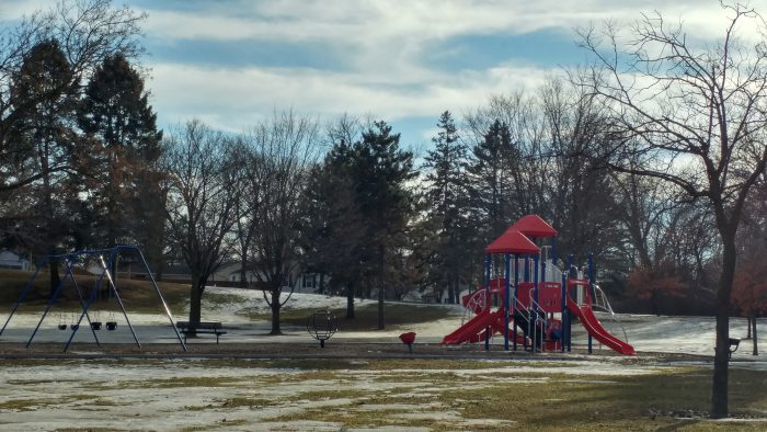 An Empty Playground