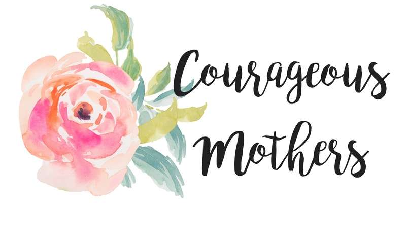 My New Project: The Courageous Mothers Community